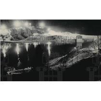 1951 Press Photo Albeni Falls Dam - spa40284