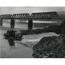 1951 Press Photo Albeni - spa40286