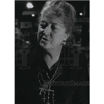 1973 Press Photo Ramona Salberg, University of Washington faculty - spa39514