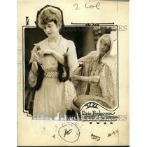 "1918 Press Photo Actress Elsie Ferderson in ""Rose of the World"" - neo00433"