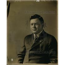 1919 Press Photo Theodore Delavigne, Ford Aide - neo00919
