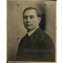 1920 Press Photo Nomer Gray of Tenants Rights League, Brooklyn, New York