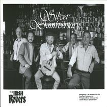 1982 Press Photo Irish Rovers Canadian Irish folk group - RRY04449