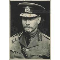 1918 Press Photo General JC Smits for British Cabinet - nef64430