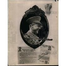 1919 Press Photo Prince of Wales Actors' National Memorial Day Ticket Auction