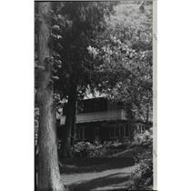 1940 Press Photo Glen Echo, YWCA camp at Spirit Lake - spa37357