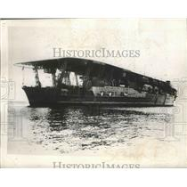 1941 Press Photo Japanese Aircraft - nef63428