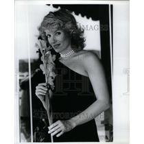 1981 Press Photo Kay Richards television host - RRU40751