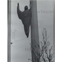 1978 Press Photo Holy Cross Cemetery - spa36982