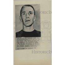 1959 Press Photo Gern Nagler Offensive Browns of Cleveland Browns - sbs00881
