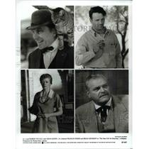 "Press Photo Stars from the Movie ""The Stars Fell On Henrietta"" - cvb15087"
