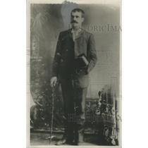 1890s Press Photo Big Joe Leroux-The Northern Wisconsin Giant - mjx24324