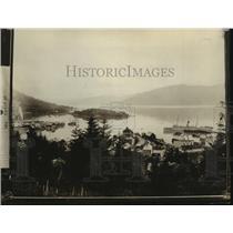 1923 Press Photo Wrangell, Alaska - ftx01376
