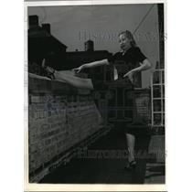 1939 Press Photo Margaret Lund - ora56928