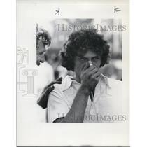 1979 Press Photo Milton Richards Stunt Driver - ora79555