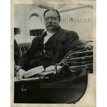 1909 Press Photo William Howard Taft - ora88734