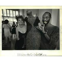 1982 Press Photo Kate Werthy - ora93174