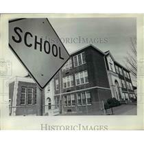 1972 Press Photo Sabin School - orb42271