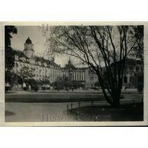 1924 Press Photo Grand Hotel, Oslo, Norway - RRU19931