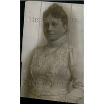 1922 Press Photo Wife of Russian - RRU18469