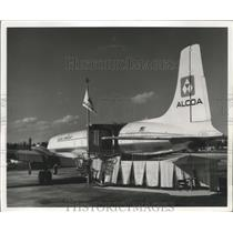 1968 Press Photo Alcoa Forecast, Aluminum Comp. New Aeronautical Ambassador