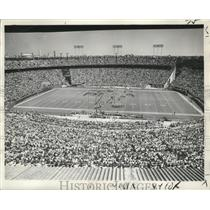 1974 Press Photo New Orleans Saints- Packed Stadium - noa03389
