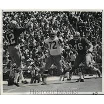 1972 Press Photo New Orleans Saints-New Saints John Brodie finds no pressure.