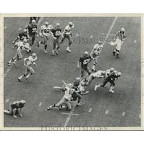 1971 Press Photo New Orleans Saints- Saints action shot. - nos00720
