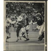 1973 Press Photo New Orleans Saints-Saints running back Bill Butler. - nos01417