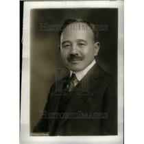 1927 Press Photo Katsuji Debuchi foreign vice minister - RRU25055