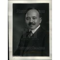 1928 Press Photo Katsuji Debuchi Japan Ambassador - RRU25053