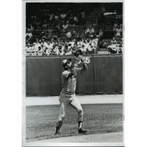 Press Photo Hector Torres of Toronto Blue Jays baseball - net33438