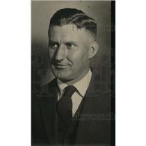 1919 Press Photo Fred Turbyville, NEA sports writer - net33556