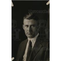 1919 Press Photo NEA sportswriter Fred Turbyville - net33558