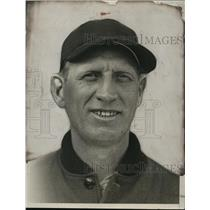 1930 Press Photo Jewel Ens, new manager of the Pittsburgh Pirates - net30013