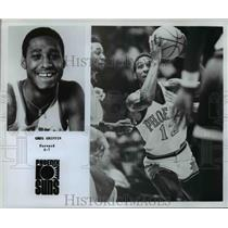 Press Photo Greg Griffin of the Phoenix Suns - orc10343
