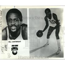 1979 Press Photo Bill Cartwright of the New York Knicks - orc09446