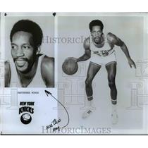 1974 Press Photo New York-Harthorne WIngo New York Knicks - orc13052