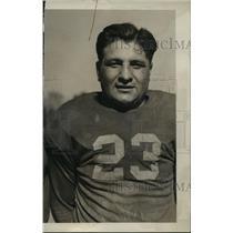 1943 Press Photo football player Phil Ragazzo - net33522