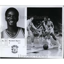 Press Photo No. 11 Marshall Rogers, Golden State Warriors - orc10064