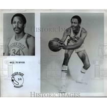 Press Photo Bill Turner, Golden State Warriors - orc10111