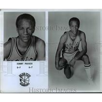 Press Photo Sonny Parker of the Golden State Warriors - orc10387