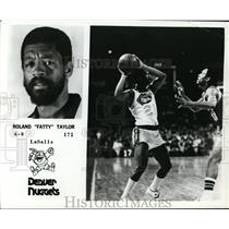 "Press Photo Roland ""Fatty"" Taylor, Denver Nuggets, NBA, Basketball - orc01734"