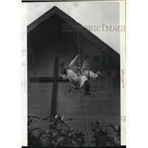 1983 Press Photo John McKeel - oro02306