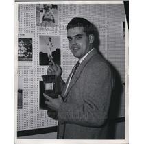 1956 Press Photo Otto Graham, 1956 - orc05084