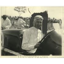 1927 Press Photo Portrait Of Bob McDonogh - net33024
