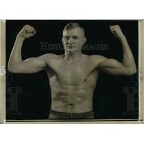 1933 Press Photo Thor Jensen - orc10554