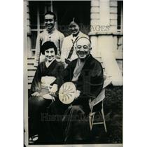 1978 Press Photo Debuchy Family - RRU25041