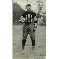 1928 Press Photo Al Cornsweet, Brown University Football Player - nef55474