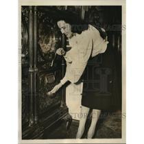 1941 Press Photo Actress Mary Brian seeks divorce from Jon Whitcomb - sbx00003